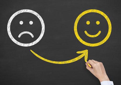 Ce n'est pas les erreurs que les clients se rappellent - C'est comment vous avez résolu les problèmes